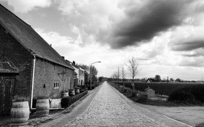 Kasseienrit Hel van Brabant op zondag 15 april