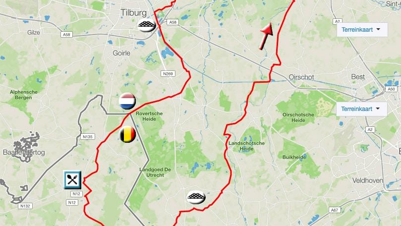 10 december: Rapha Ride Den Bosch – Belgium. Fiets je mee?