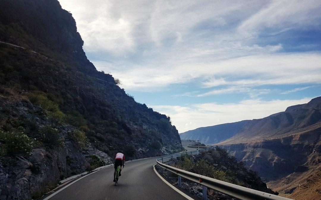 Aftermovie: fietsen in fietsparadijs Gran Canaria