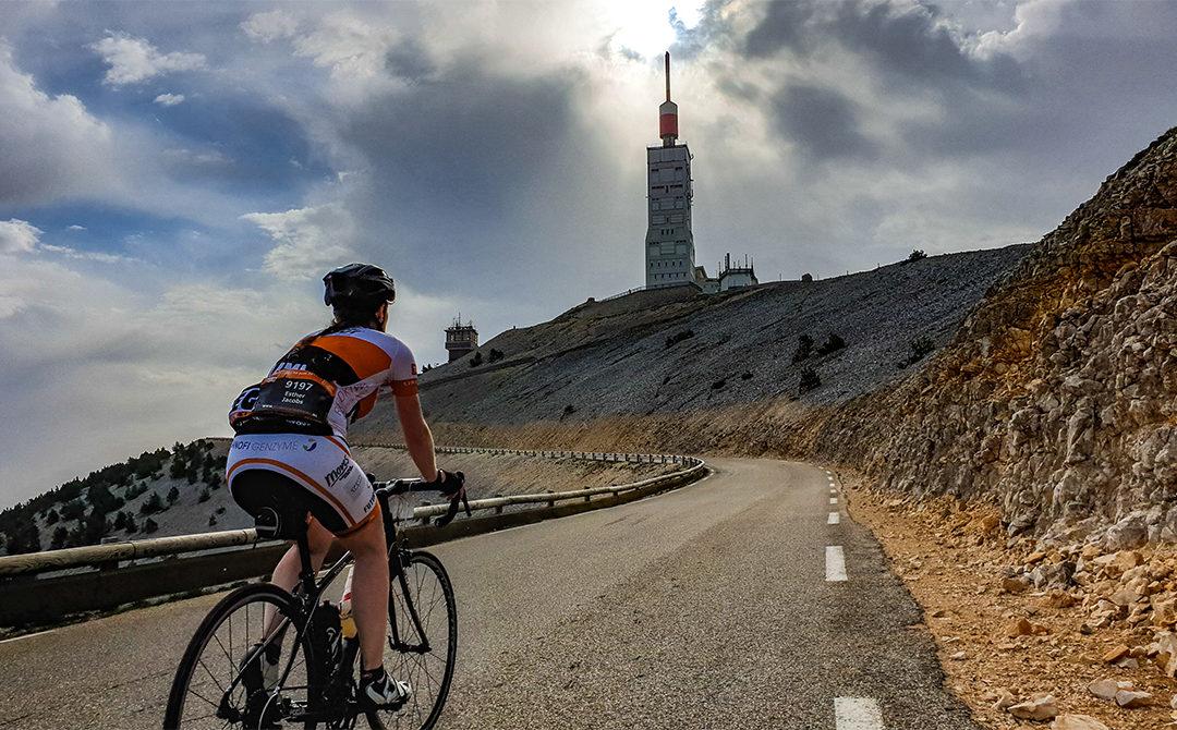 Klimmen Tegen MS 2019: heldendaden op de Mont Ventoux