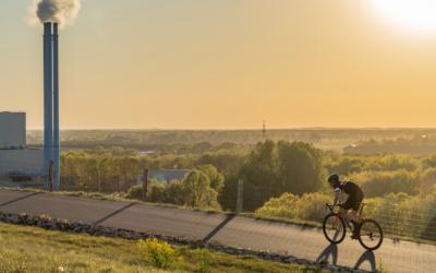 Nederlandse bergen: fietsen over kunstmatige heuvels (kaart)